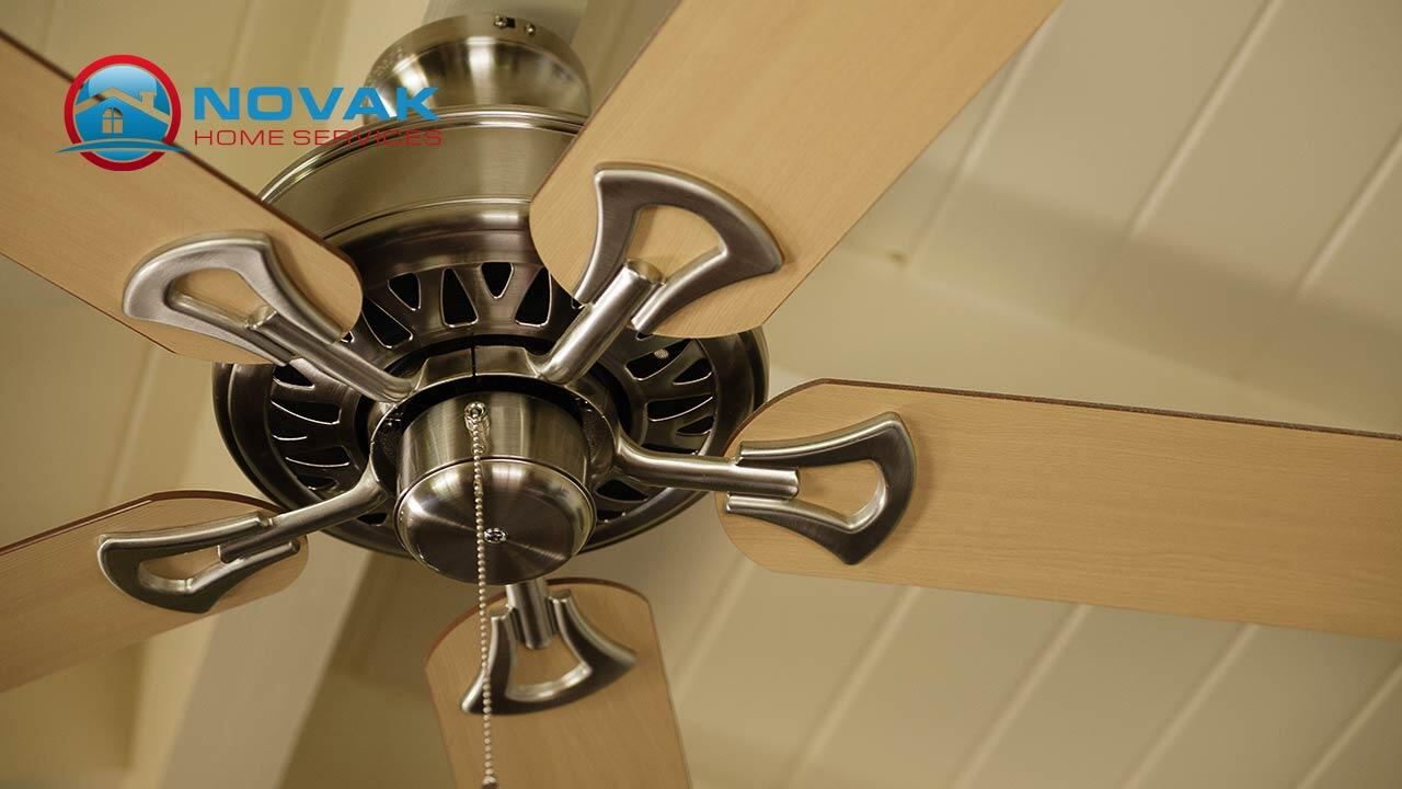 ceiling fan installation st louis