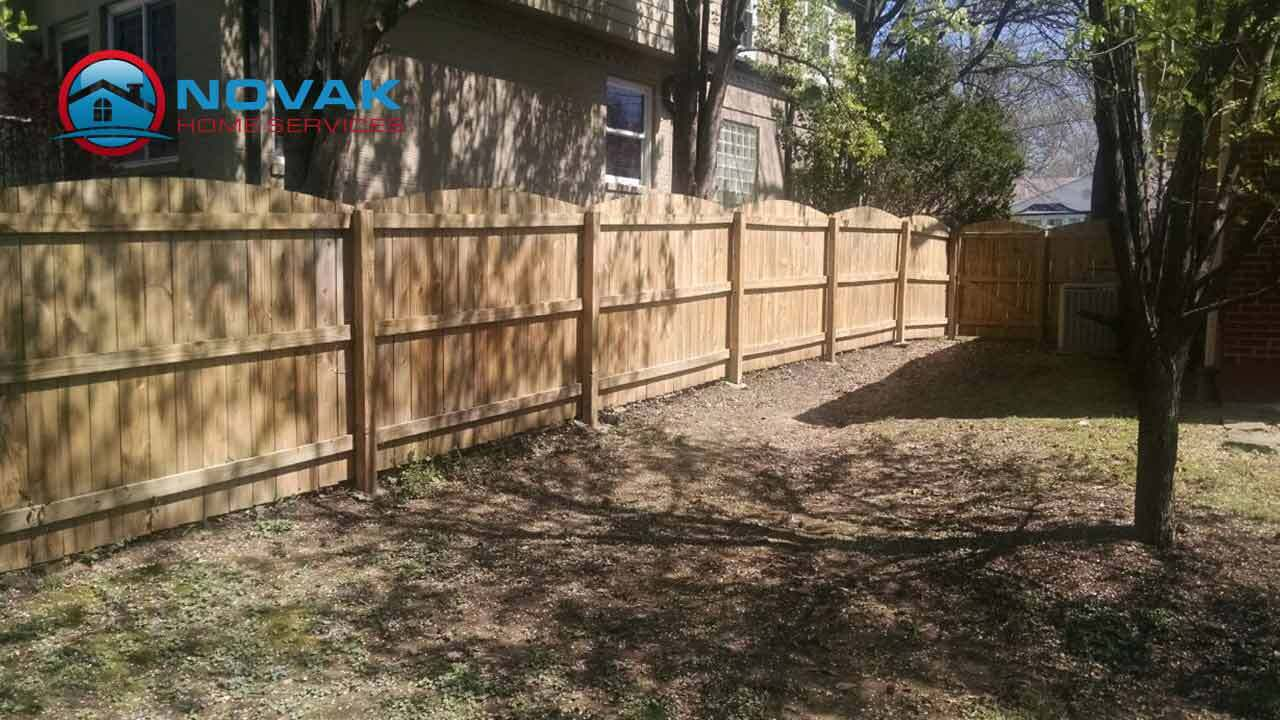 fence installation st louis